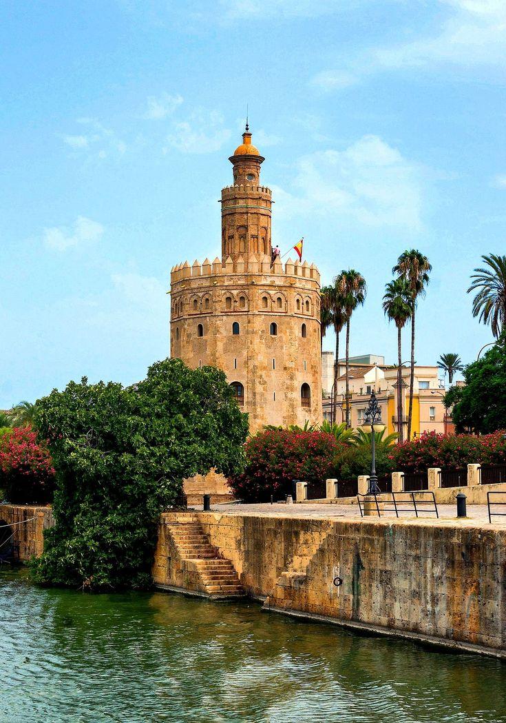 Torre del Oro, Sevilha