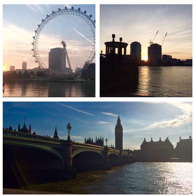 The London Eye, Southbank, Wesminster