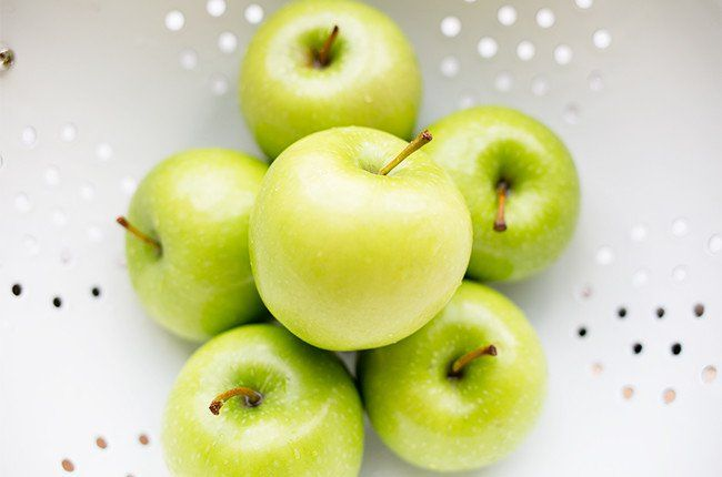 green apples superfood
