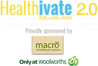 Thank you to our awesome sponsors who have given so generously to make Healthivate possible.
