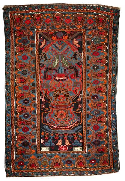 Bonhams Special Rug And Carpet Auction Fine Oriental Rugs Carpets Will Take Place 4 October 2016 In New York