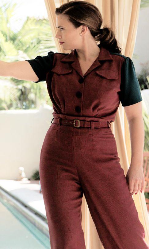 """Agent Carter"" (Season 2) | ahhhh i'm so excited"