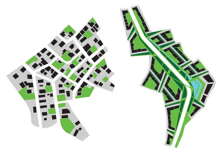 Kartal Yesil Kusak | Super Eight  #urban #urbandesign #regeneration #green #urbangreen #footprint