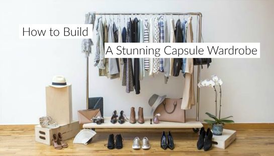 Transitioning to a capsule wardrobe has many benefits, here I will share these with you and show you how you can create one.