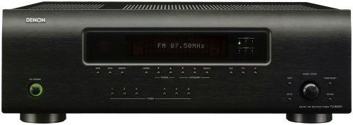 Denon TU-604CI Multi-Zone Dual AM/FM Tuner with Expansion Slots by Denon. $998.95. Expandable 6 source Multi-Tuner. This unit comes with dual AM/FM Tuners built in, then you can customize it by adding additional tuner cards depending on the type of tuner you want to listen to. Add HD Radio, or Satellite Radio card and you are ready to go! Music anywhere in the home just got easier with Denon's TU-604CI multi-zone tuner, which is equipped with dual independent AM/FM tuners, ea...