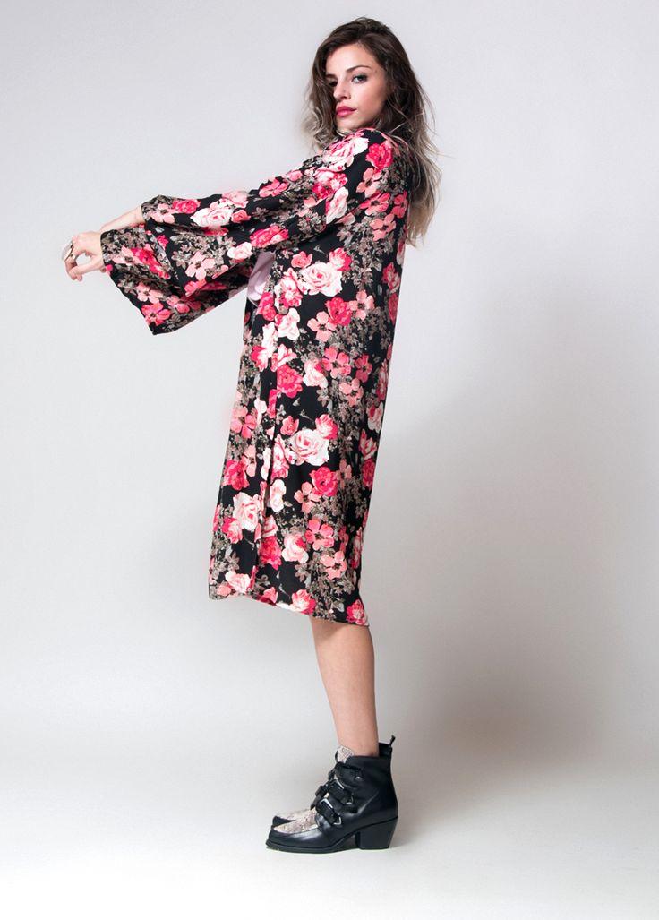 +Kimono XL ROCK