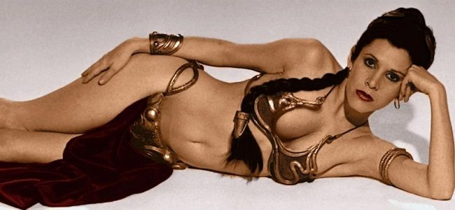 Star Wars : Carrie Fisher revient sur l'affaire des figurines (...) - Unification France
