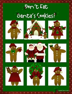 Don't Eat Santa's Cookies!Eating Santa, Santa Cookies, Emergency Preparing, Christmas Printables, Christmas Games, Christmas Ideas, Fairies Tomorrow, Eating Pete, Cookies Games
