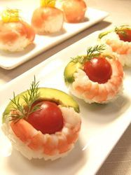 ... about Temari Sushi on Pinterest | Sushi, Sashimi and Nigiri Sushi