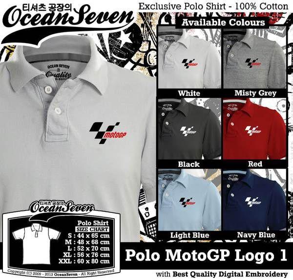 Polo Shirt - Polo MotoGP Logo 1