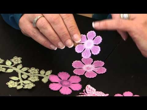 Using colored card stock| Top Tips - YouTube