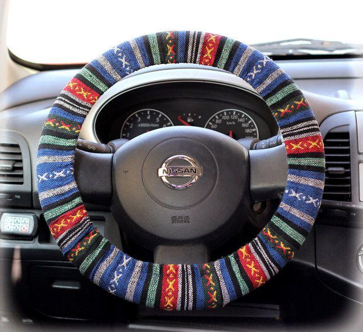 Steering-wheel-cover-cheetah-wheel-car-accessories-Tribal-Steering-Wheel-Cover- on Wanelo