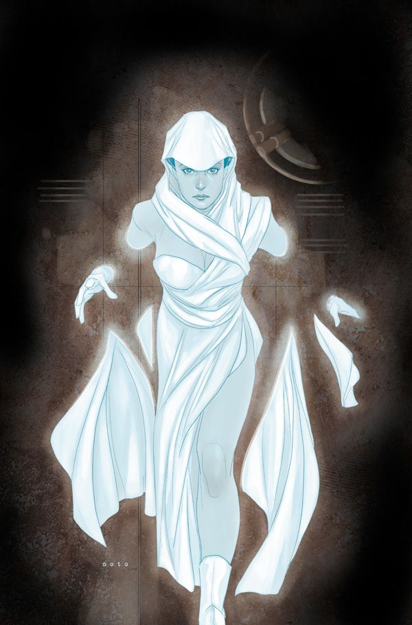 Ghost, Dark Horse Comics