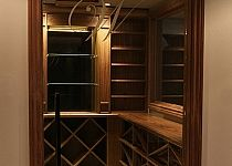 Transitional Wine Cellar by Papro Consulting 11