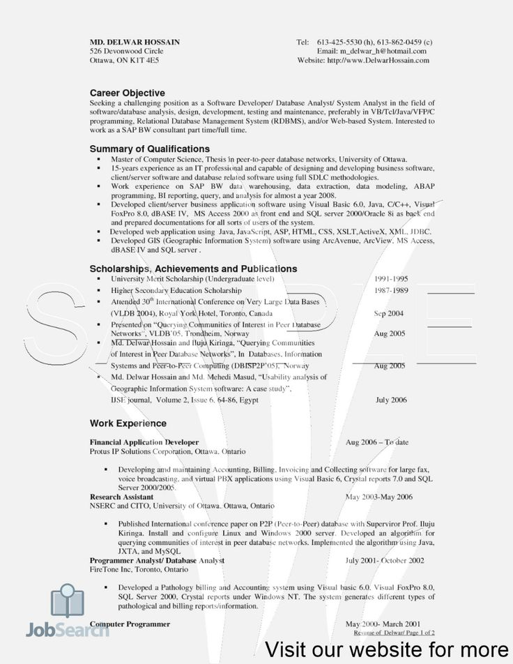 Scholarships for college 2020 Students Resume Template
