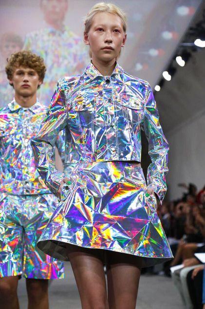 Fyodor Golan Ready To Wear Spring Summer 2015 London
