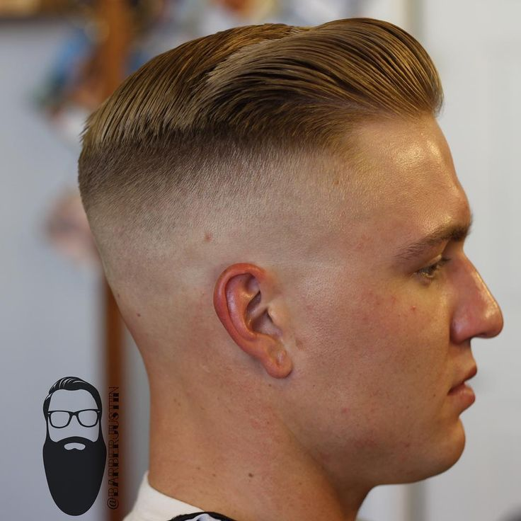 The Difference Between A 0 Fade And A Skin Fade Is Big Using Foil