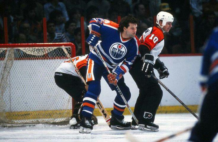 Dave Semenko | Edmonton Oilers | NHL | Hockey