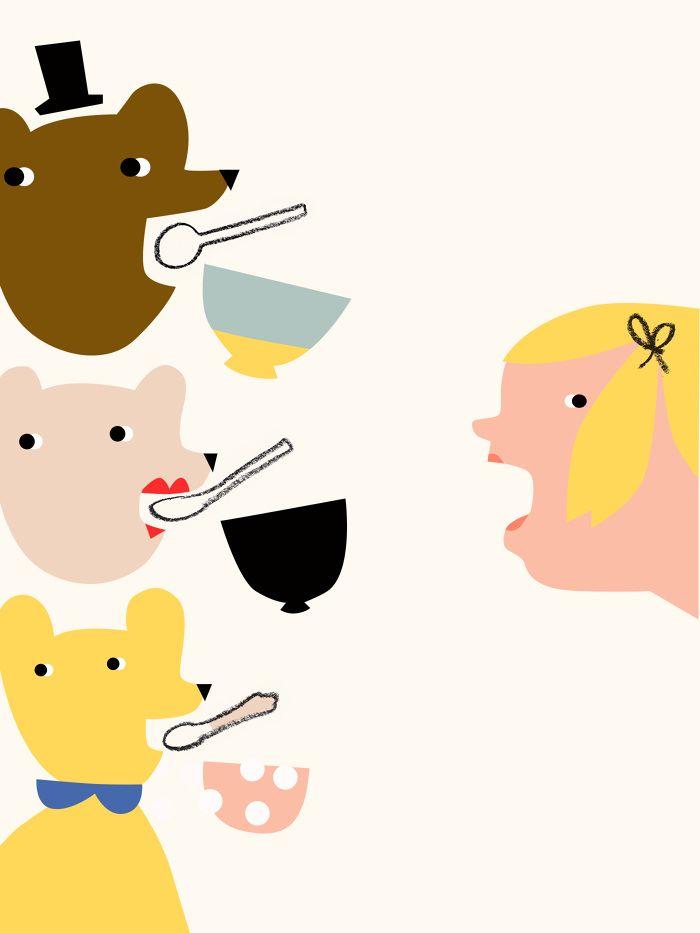 Three Bears - Emily Isabella
