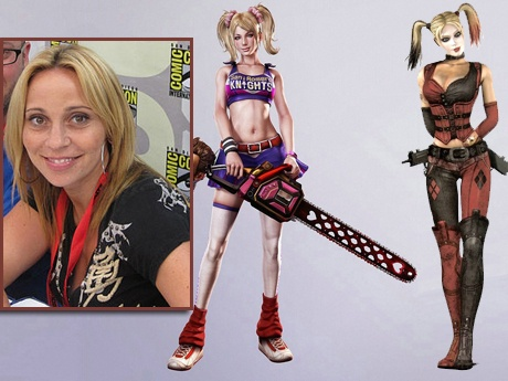 21 best Tara Stong images on Pinterest | Cosplay ideas ... Tara Strong Lollipop Chainsaw