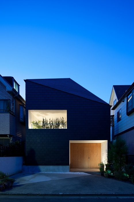ふじみ野の家 | MDS / #architecture #house #home #building #japan #modern