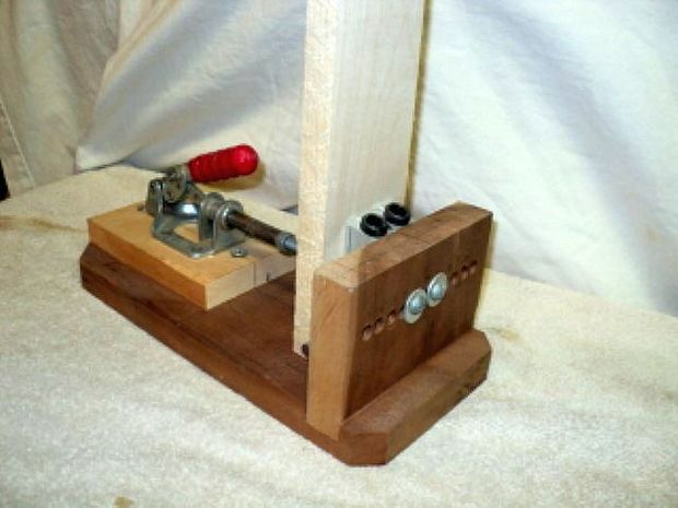 Picture of Pocket Hole Jig- DIY