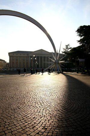____Verona Prospettive in Piazza Bra____ by Roberto Lucifora