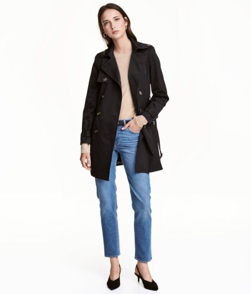 The Best Trench Coats for Winter and Spring 2017 | StyleCaster