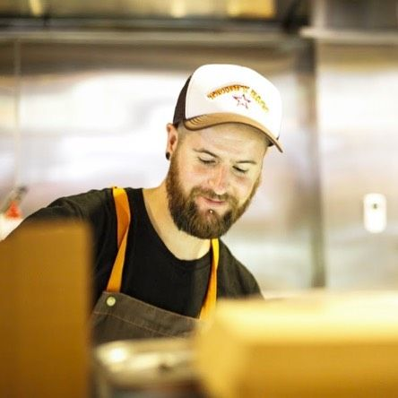 This week we say farewell to our Fitzroy store's kitchen manager Mike. He's put a good 3 yr stint in which can feel like forever in Hospoland!  Thanks for all the Trippy times and good luck!  #goodbye #farewell #3yearitch  #Fitzroy #trippytaco