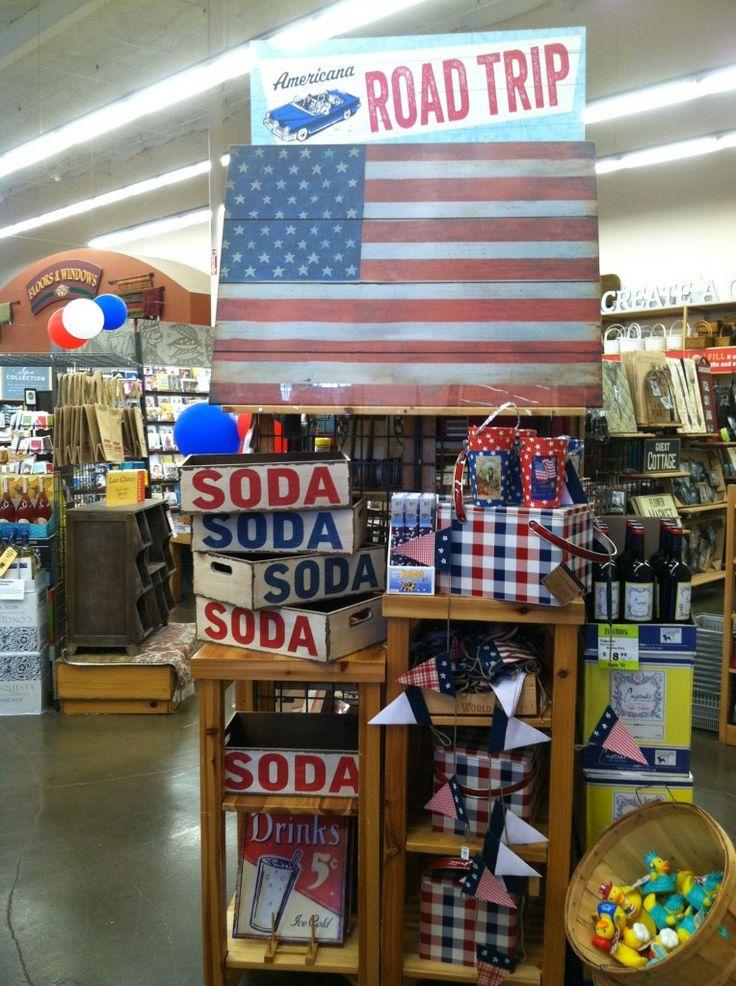 Americana Decor at World Market