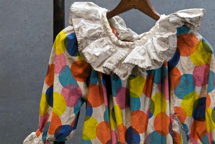 Vintage Circus Carnival Clown Suit : Factory 20