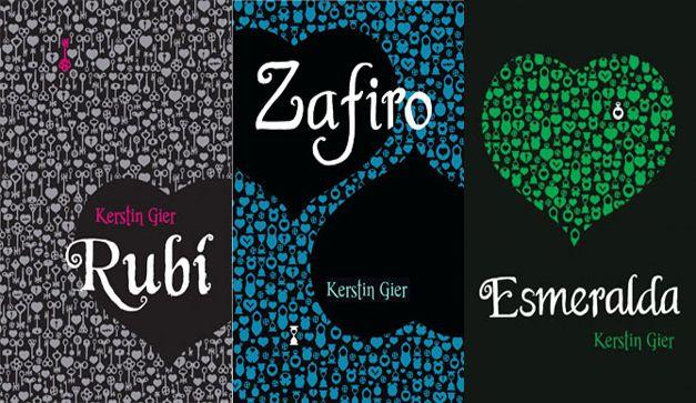Piedras preciosas Es una trilogía, entretenida, el estilo es sencillo y fácil de seguir. se leen lo tres libros rápidamente