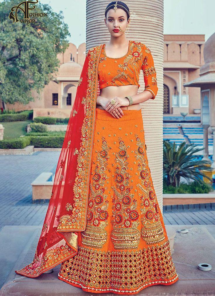 Latest Bridal Lehenga Choli Online