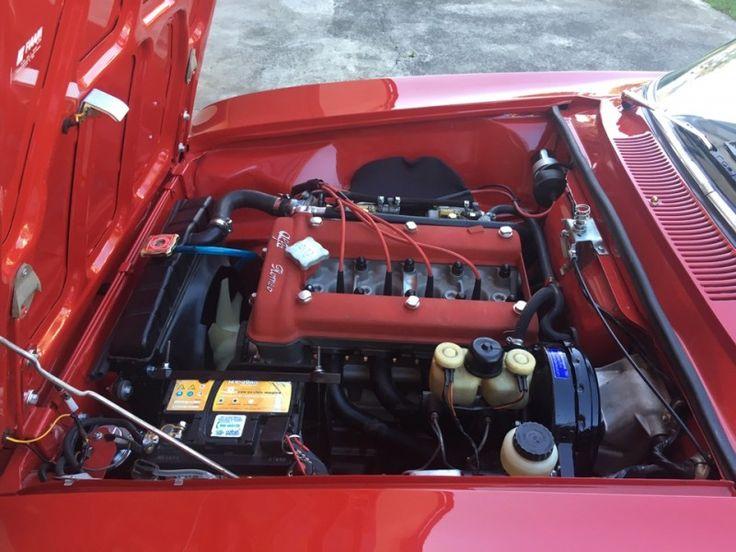Alfa GT Junior allestimento 1750