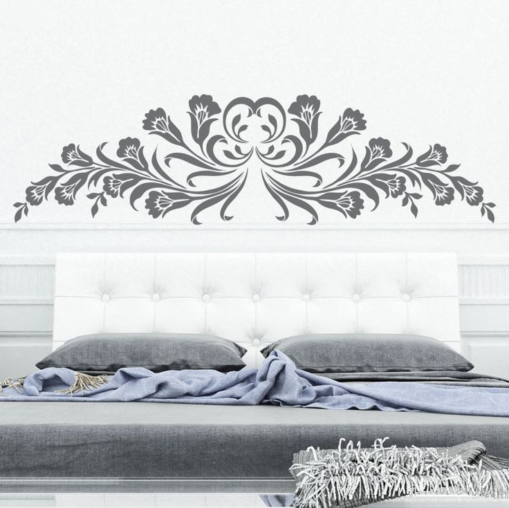 top 25 ideas about stickers t te de lit on pinterest baroque oriental and new york. Black Bedroom Furniture Sets. Home Design Ideas