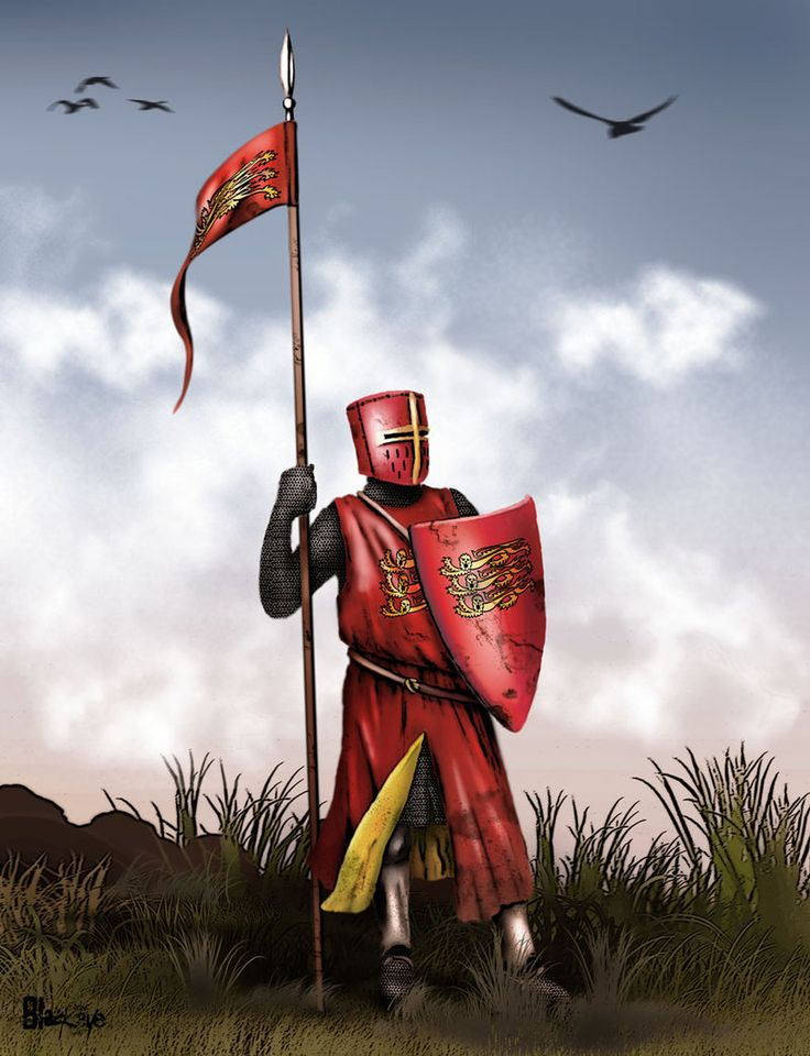 how to become a mideval knight