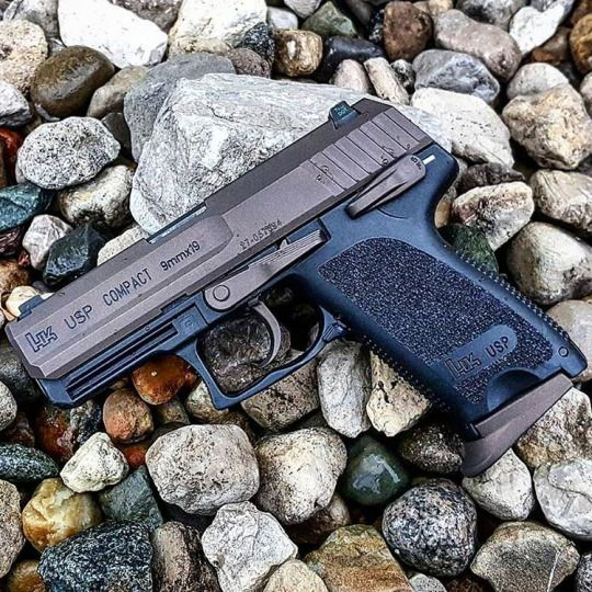 Heckler & Koch USP Compact  9 mm