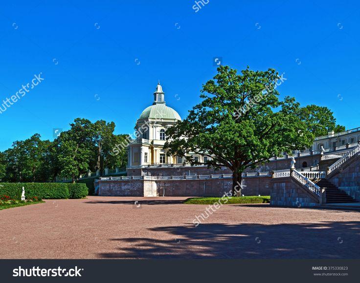 Menshikov Palace in Saint Petersburg, Russia