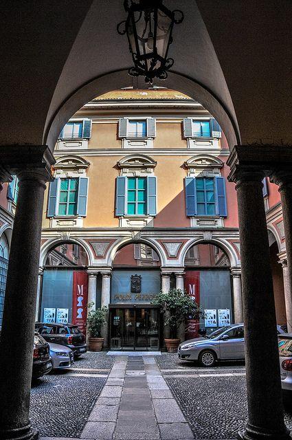 Poldi Pezzoli Museum Milan, Italy