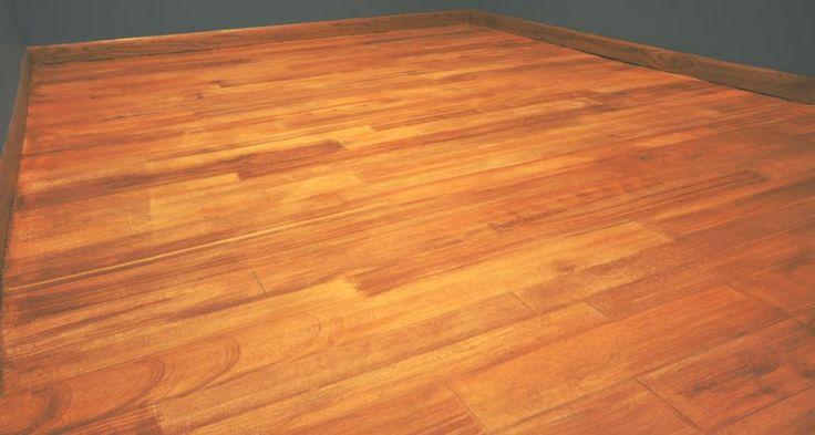 Faux Wood Stamped Concrete Floors : Best concrete floor treatments images on pinterest