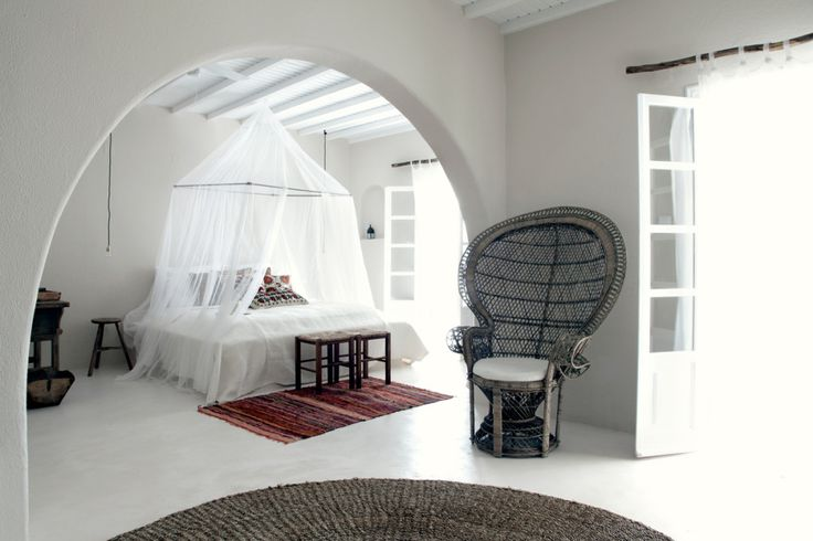 interior - interieur - klamboe