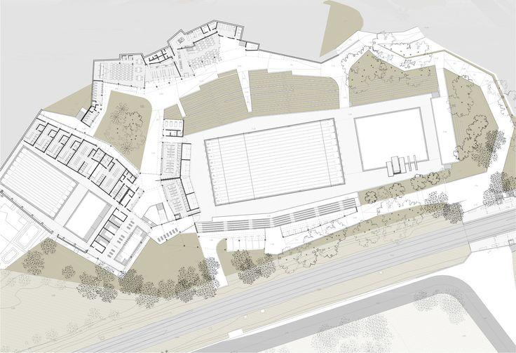 Adrià Gorgues > Centro deportivo y de ocio en Tarragona   HIC Arquitectura