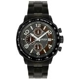 Fossil Men's CH2567 Chronograph Black Ion-Plated Watch (Watch)By Fossil