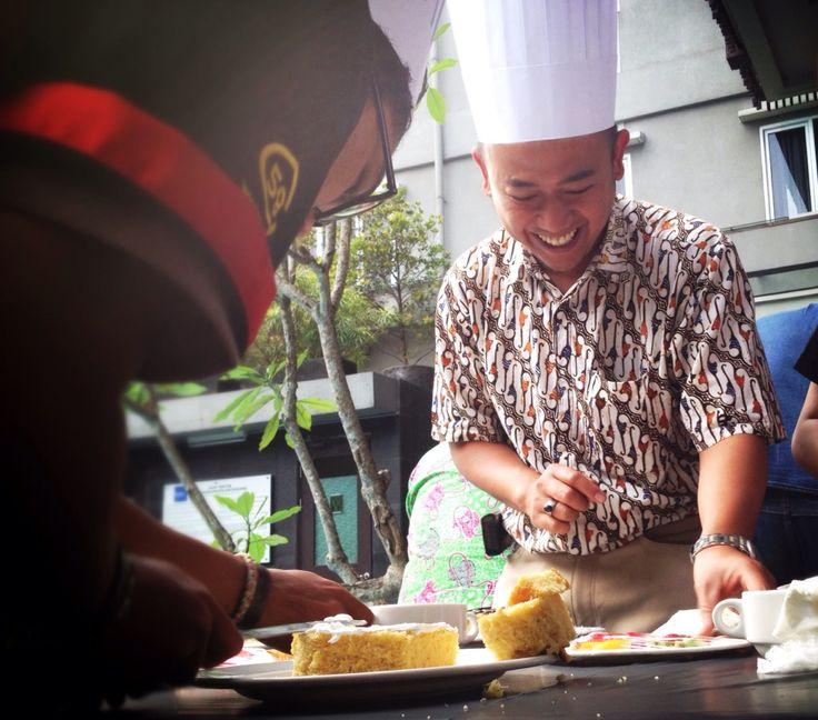 Fun Cake Decoration Challenge with Bandung's Radio Stations #KAGUMHotels #ConnectUs