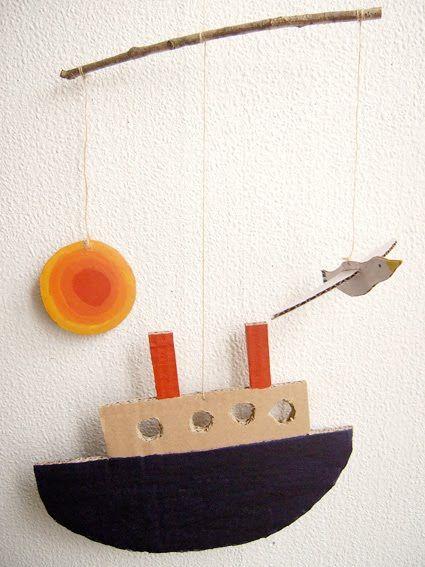 atelier pour enfants: nos créations