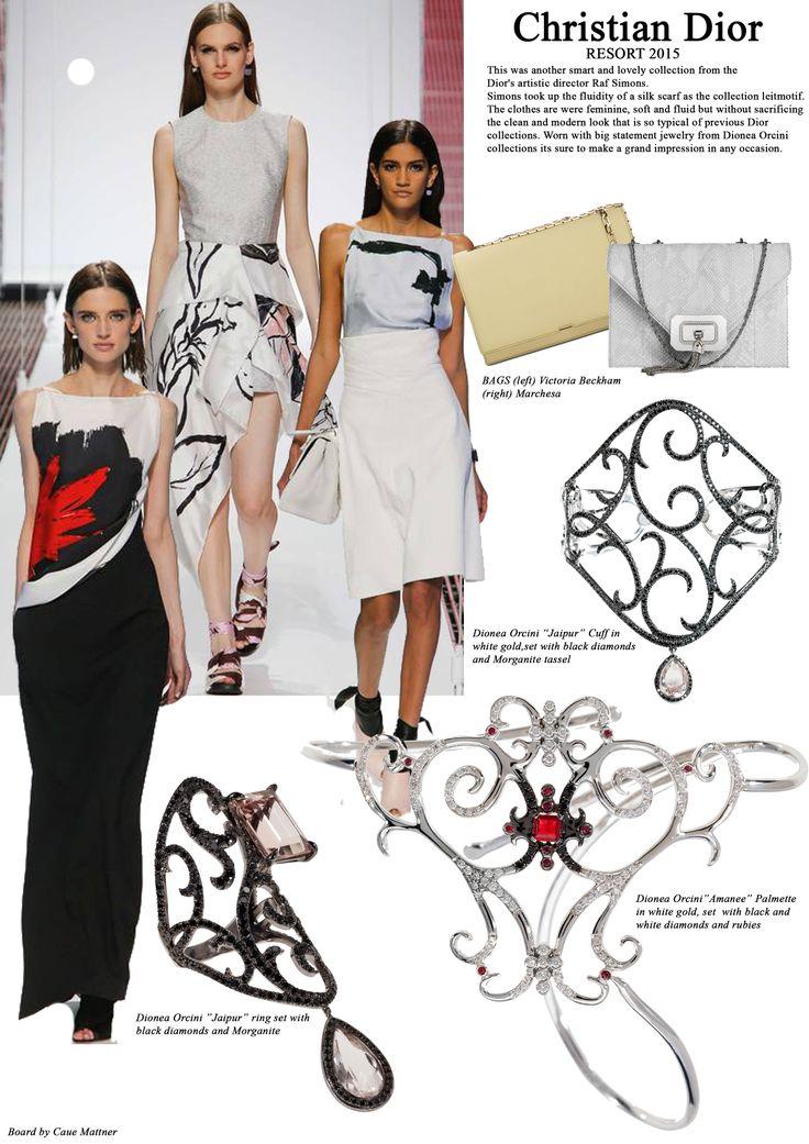 Fashion Designer For Dior