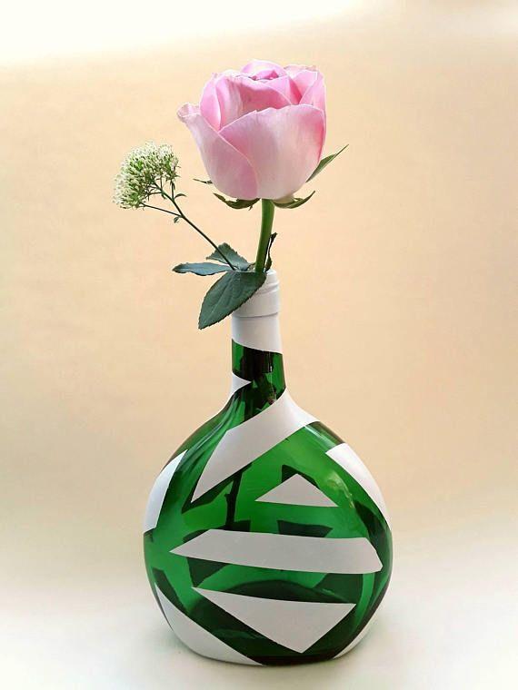 Die besten 25 dekorierte flaschen ideen auf pinterest for Billige deko sachen
