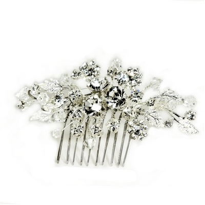 Diamante wedding comb vintage style buy online today at ayedo.co.uk