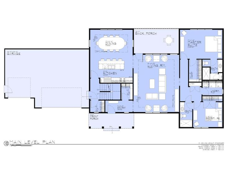 Best 25 ranch style floor plans ideas on pinterest for Ranch floor plans with bonus room