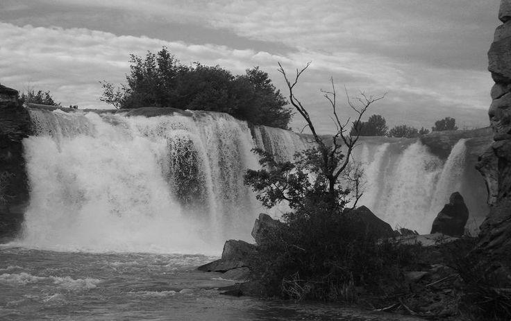 Lundbreck Falls, Lundbreck Alberta